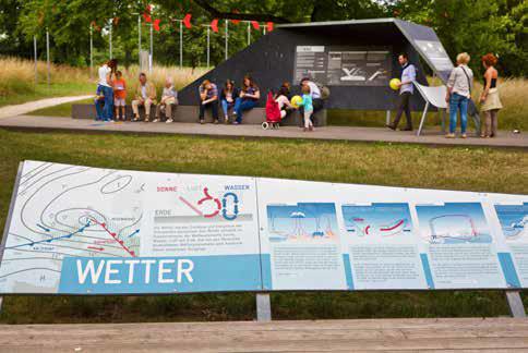 Ausflug in den Wetterpark Offenbach