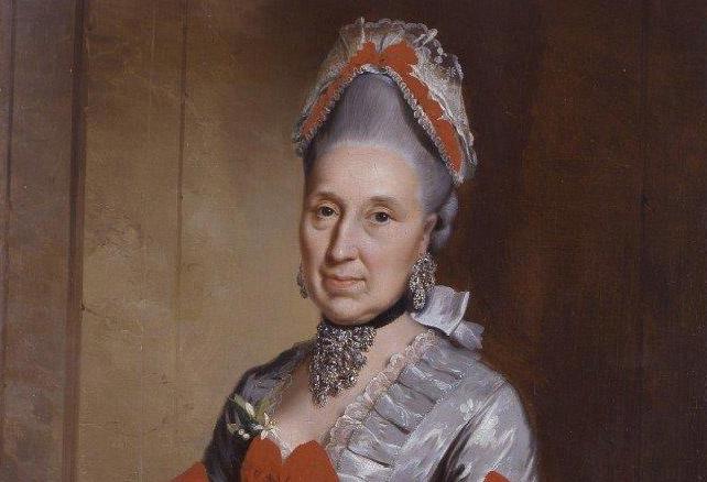 Anna Maria von Sondershausen hinterließ ihr Vermögen zur Hilfe für Frauen mit geringem Einkommen.